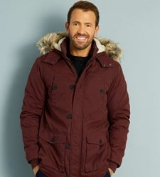Купить недорогую мужскую одежду в интернет-магазине Kiabi. Коллекция мужской  одежды включает повседневную одежду ba7e374b953