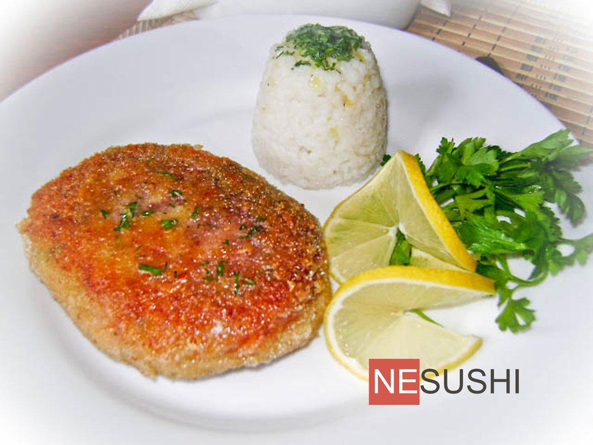 Рыбный шницель рецепт для диабета 1 типа