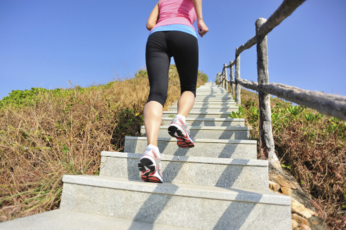 эффективен ли бег по лестнице для похудения
