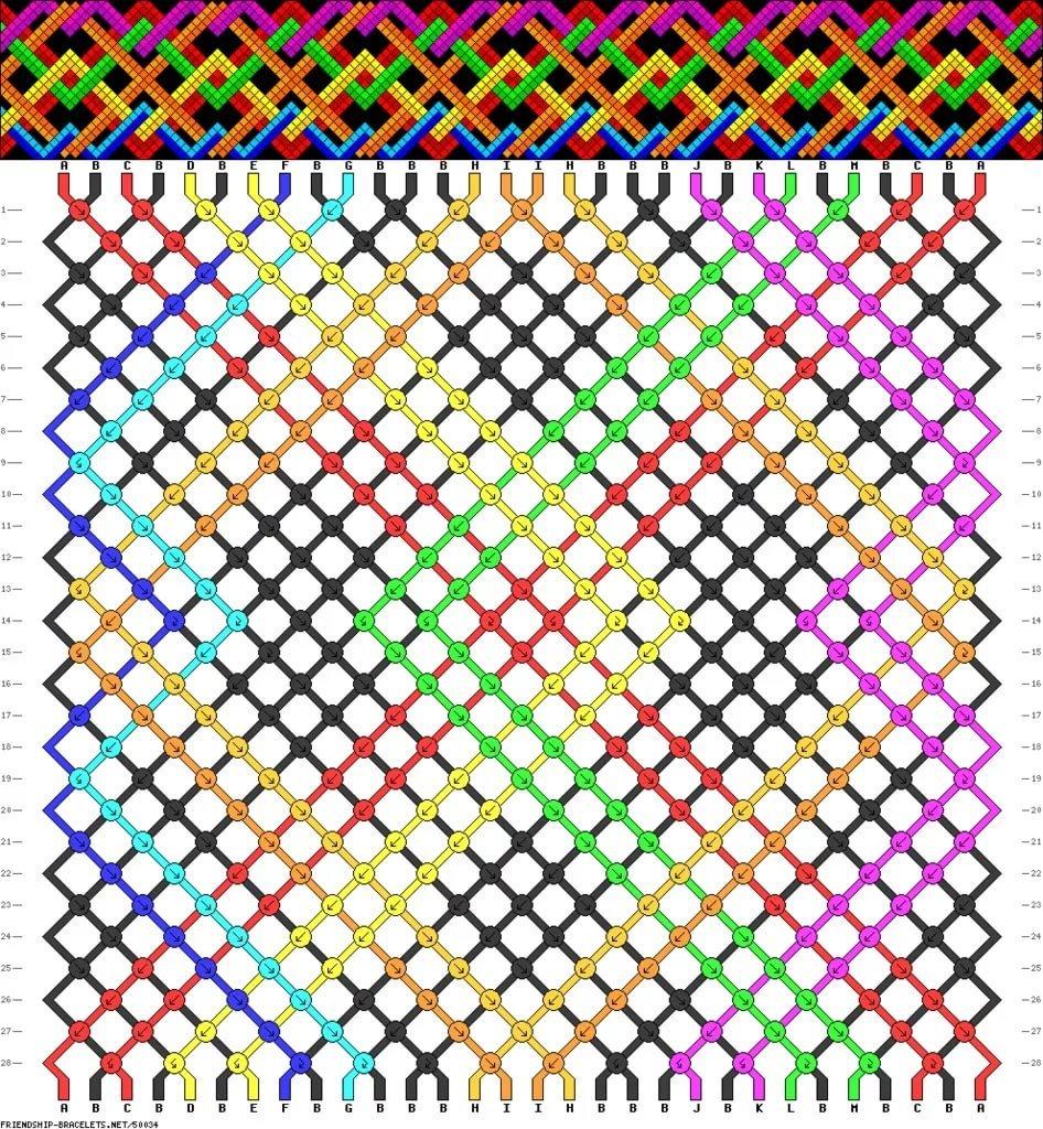 стихотворения картинки для плетения фенечки данной странице найдете