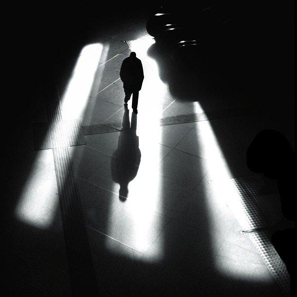 Картинка свет и тень