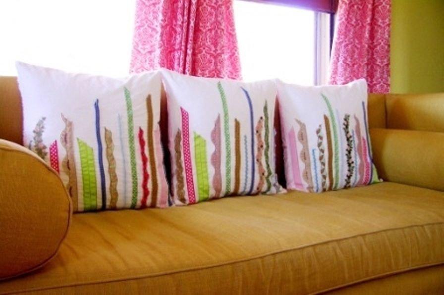 Выкройки диванных подушек своими руками фото 745