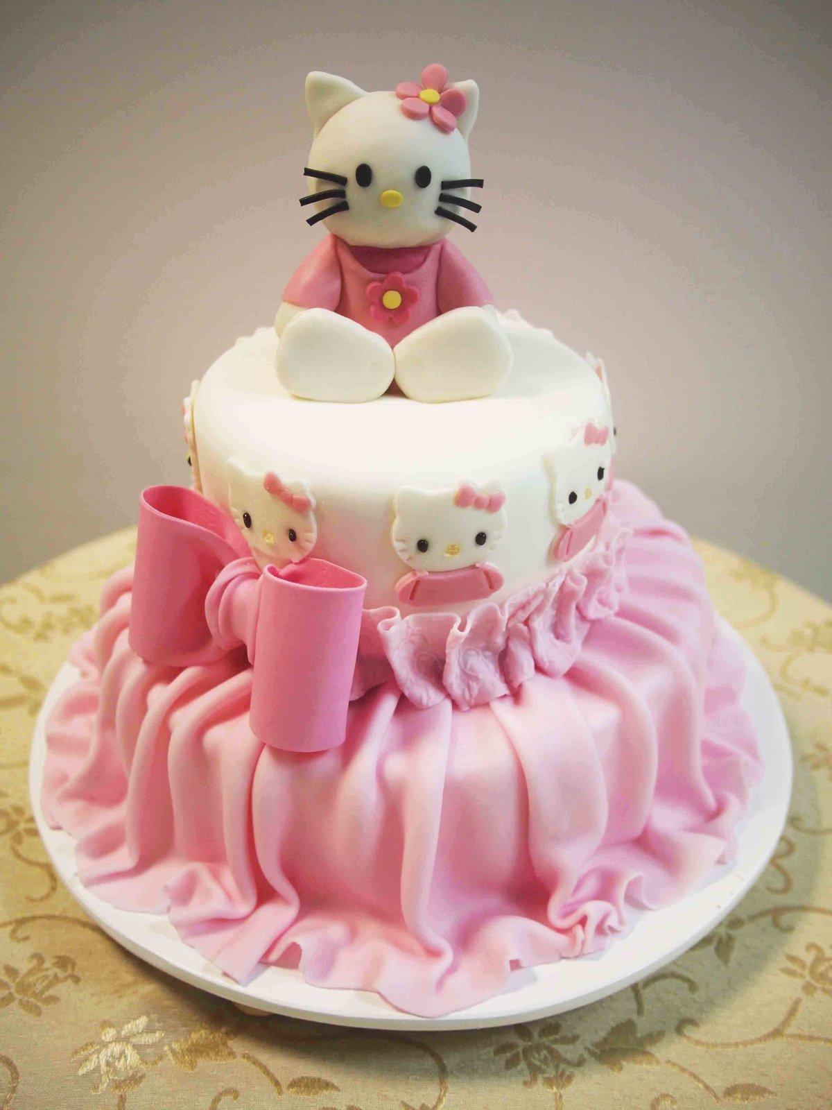 Картинки для девочек тортик