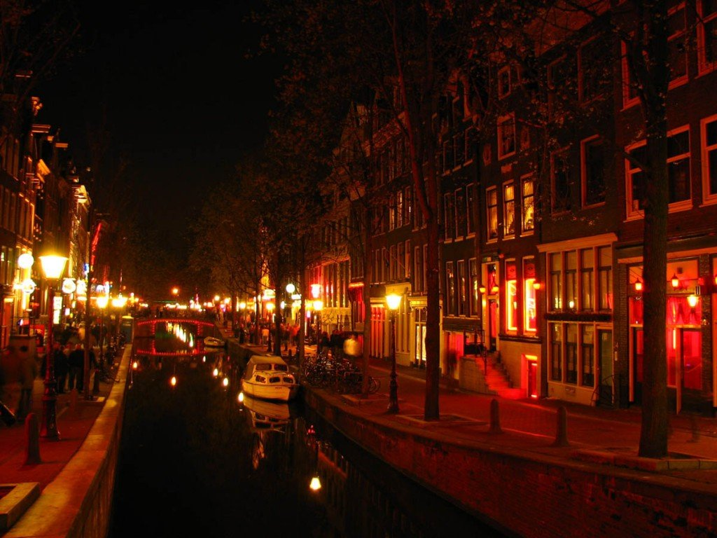 Red light district — pic 1