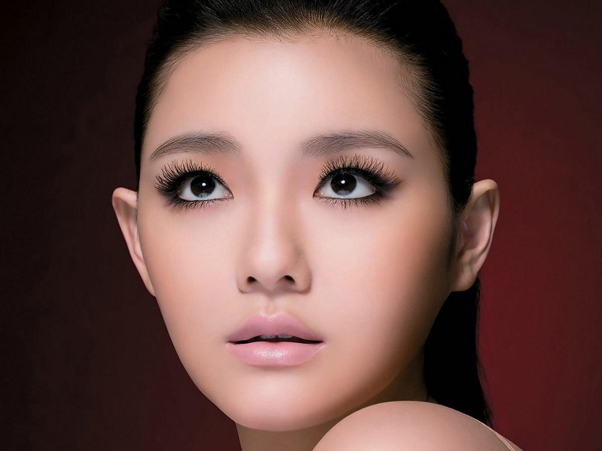 макияж для азиаток хоть трижды