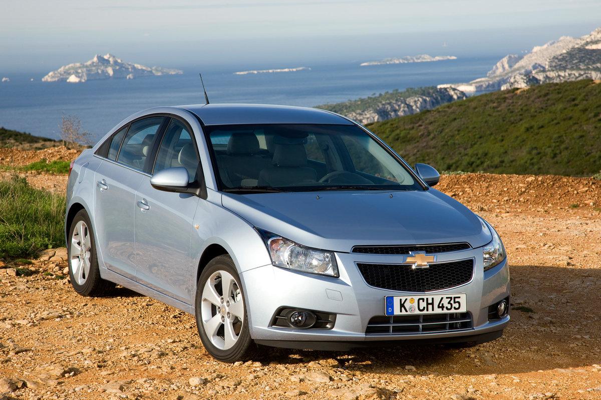 Chevrolet Cruze info