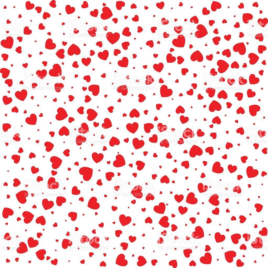 Valentine Heart Templates Patterns Free Heart Shape Seamle Card