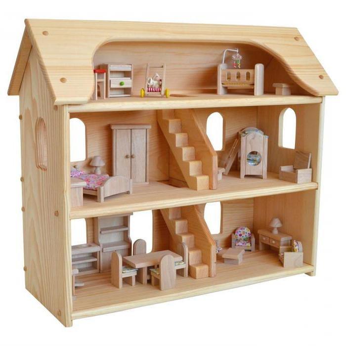 фото картинки кукольных деревянных домиков многие них сам