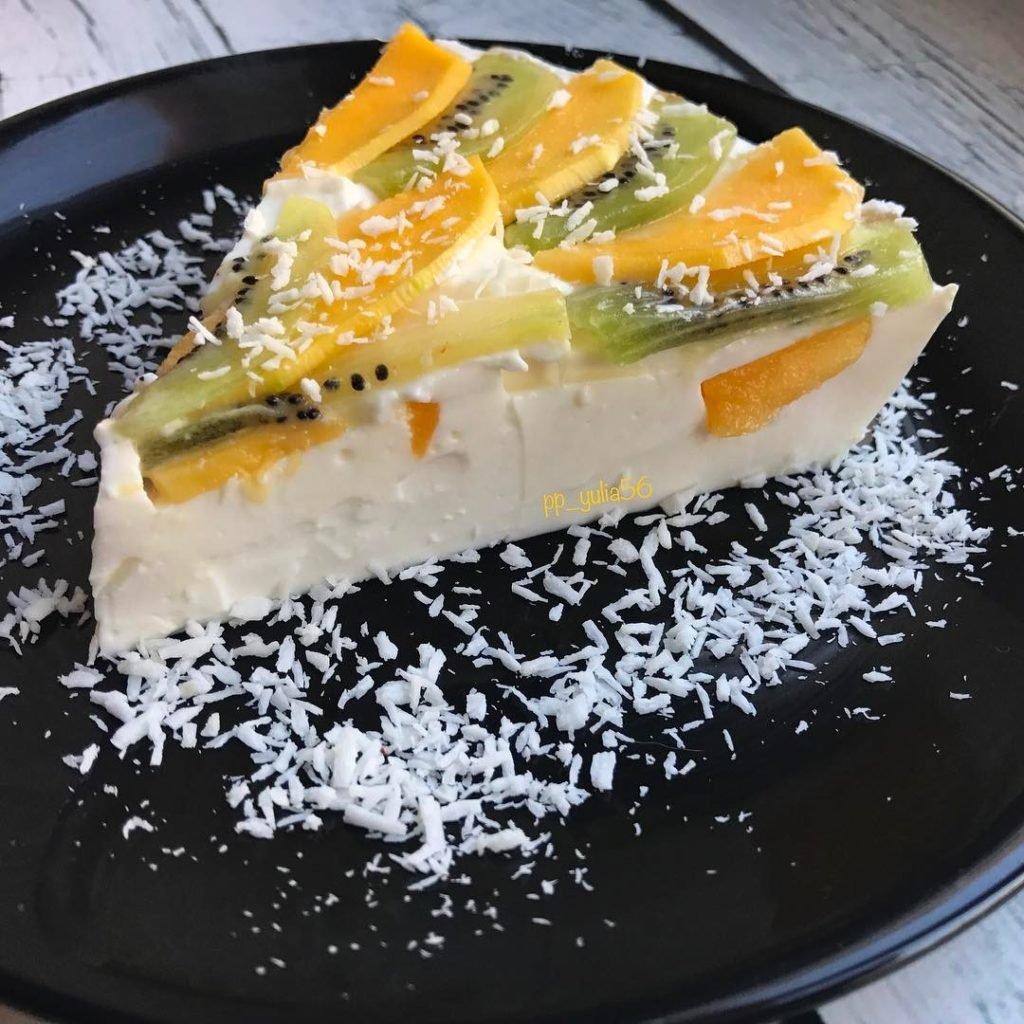 Низкокалорийные десерты при диете