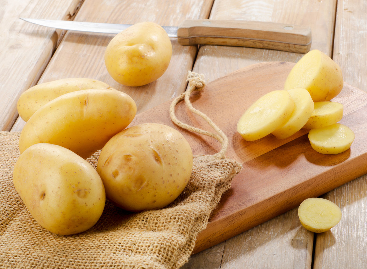 сырой картофель для похудения отзывы