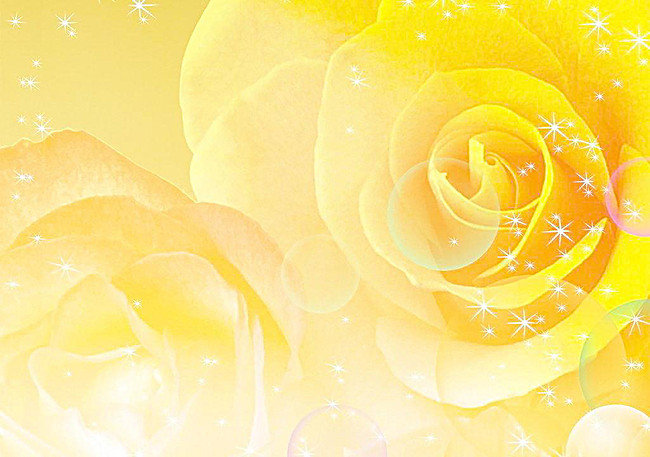 Фон для открытки желтые розы, картинки