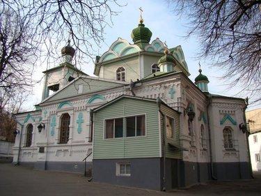 демеевская церковь киев