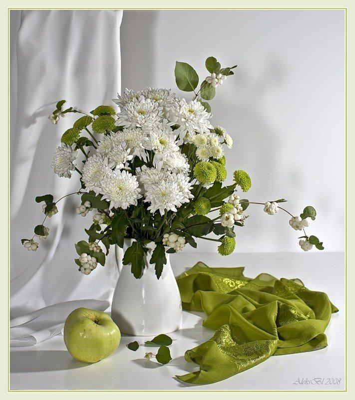 Материнстве, картинки доброе утро с хризантемами