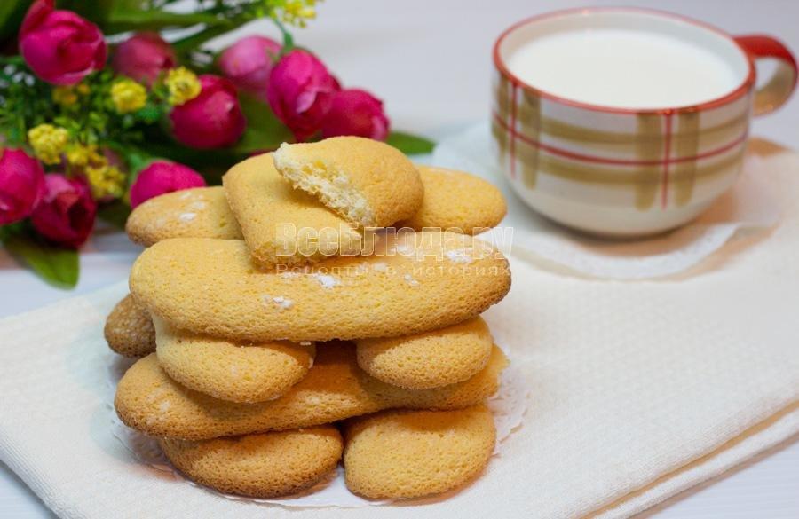 печенье савоярди рецепт с фото пошагово очень долго