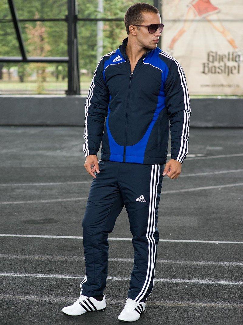 адидас спортивные костюмы мужские фото