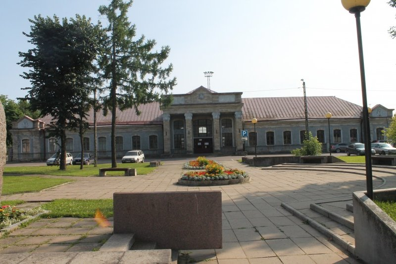 Нарва- третий по величине город Эстонии