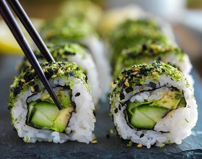 Рецепты японских блюд в домашних условиях