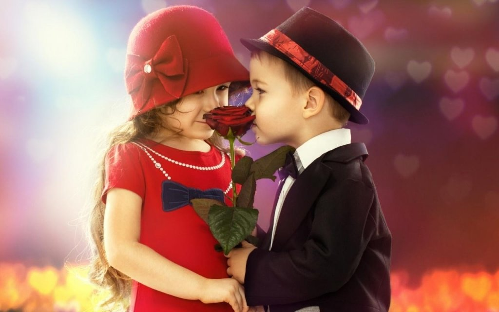 Cute Love Quotes With Children Hd Images Sweet Kids Couples