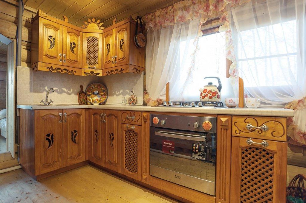 Кухня резная картинки одежде