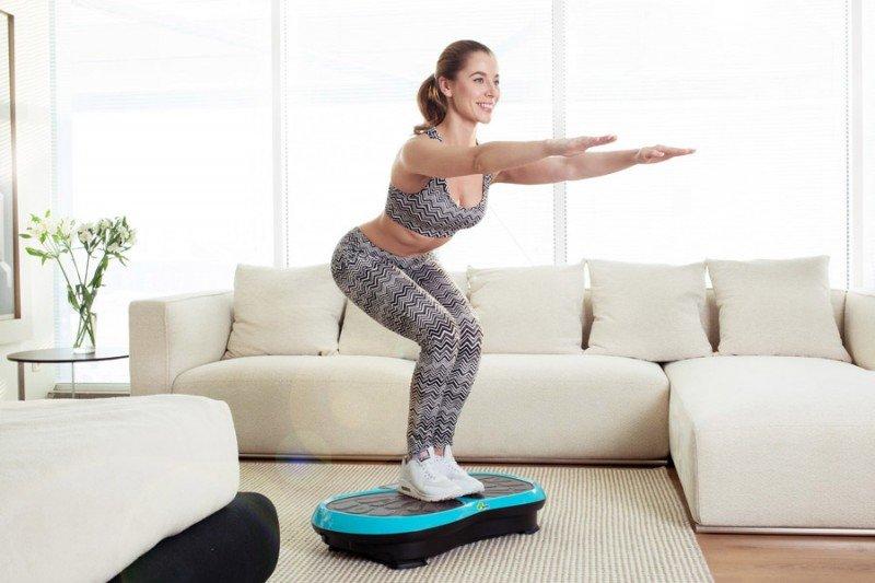 Фитнес, аэробика, пилатес, йога - все это можно делать на тренажере платформе