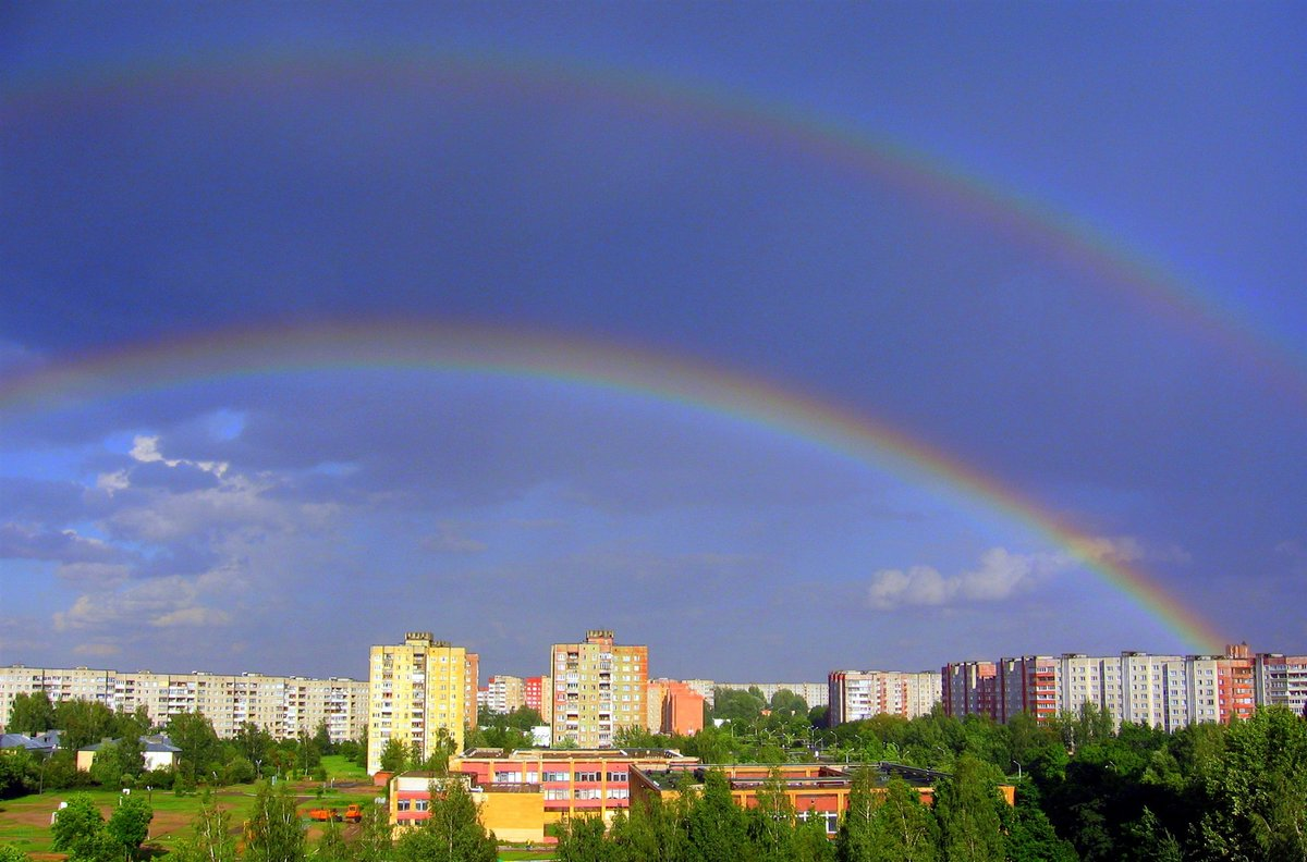 Картинки города радужный владимирской области