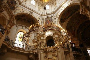 гуситская церковь в праге