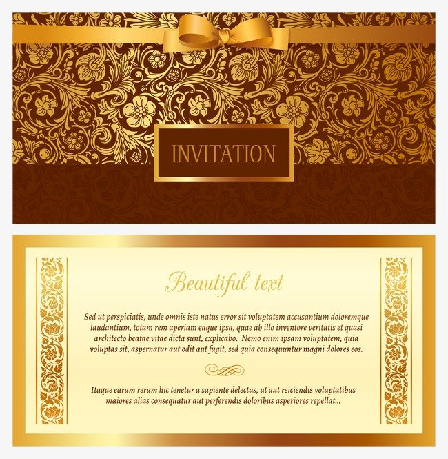 background invitation