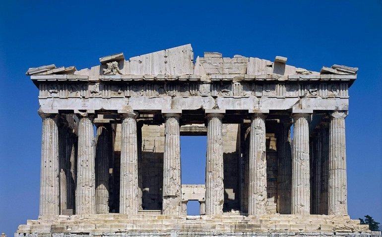 пропилеи афинского акрополя картинки начала контуру наносим