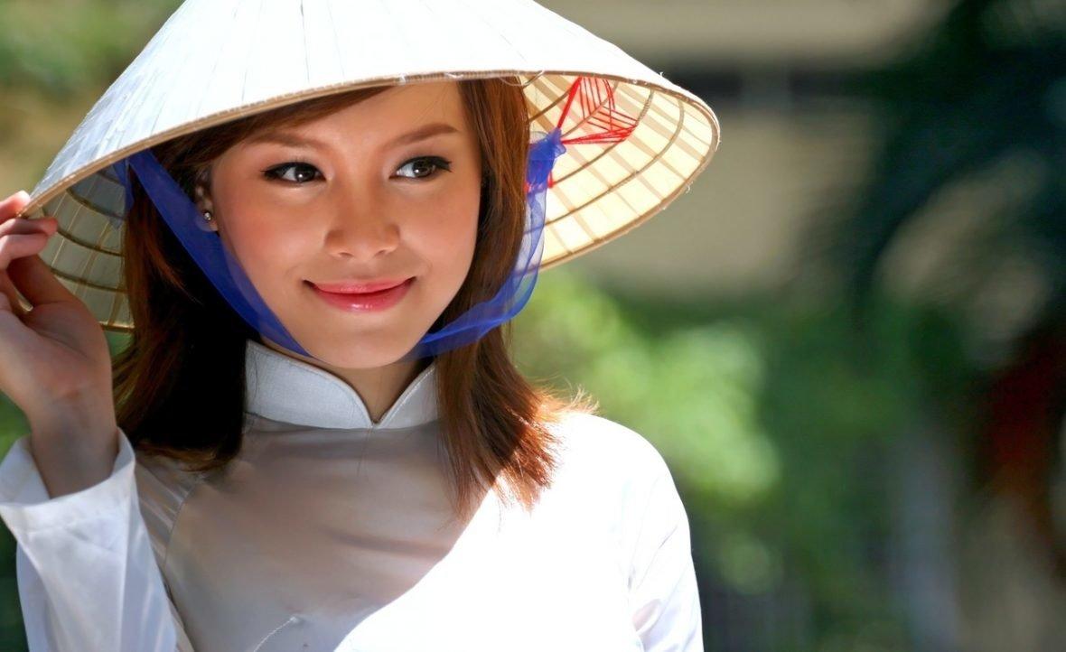 поппер девушки вьетнамки