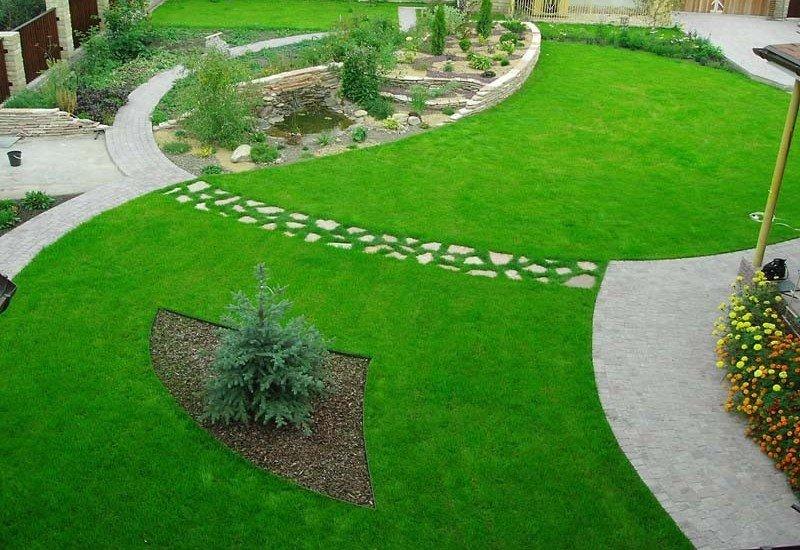 Ландшафтный дизайн Своими Руками landshaft3