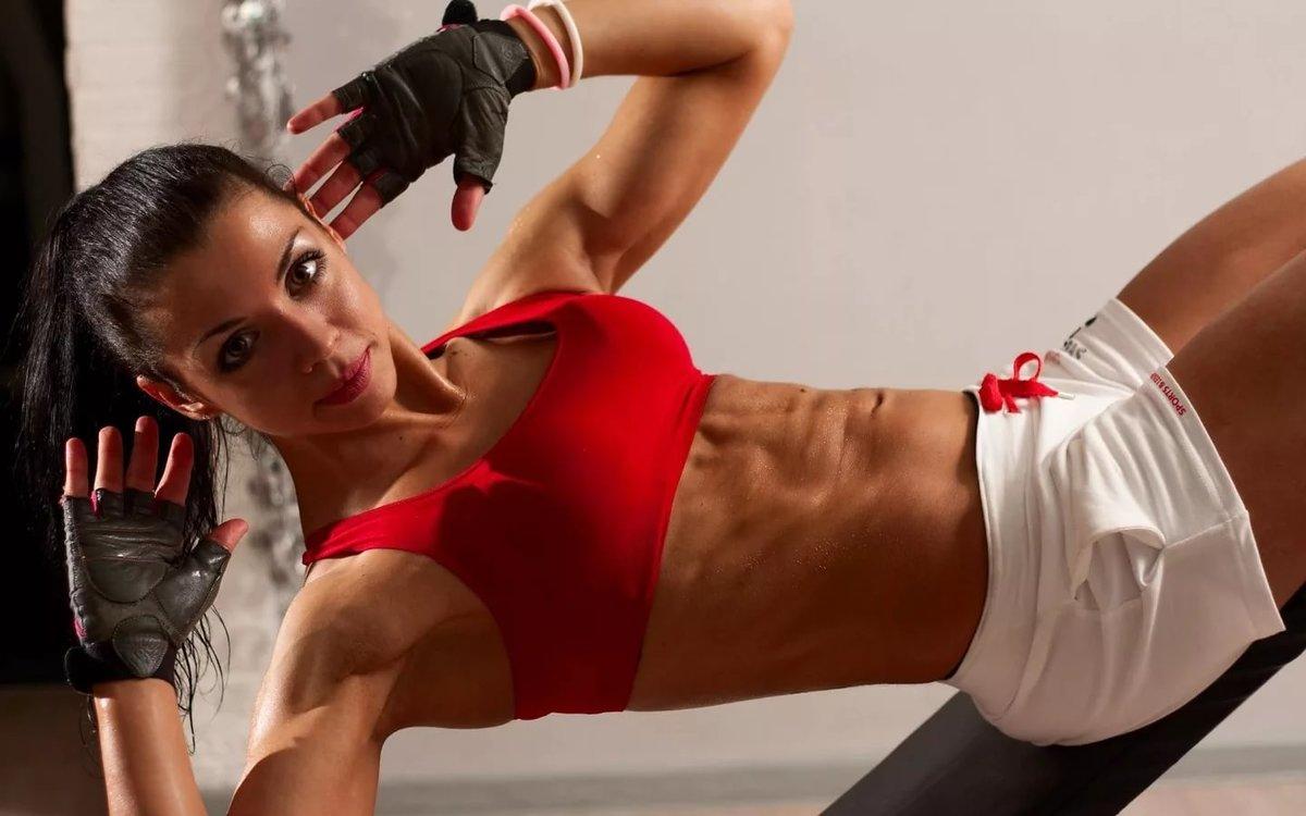 Супер Фитнес Для Похудения. Упражнения для быстрого похудения в домашних условиях