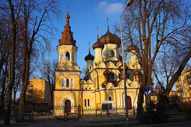 православная церковь в польше