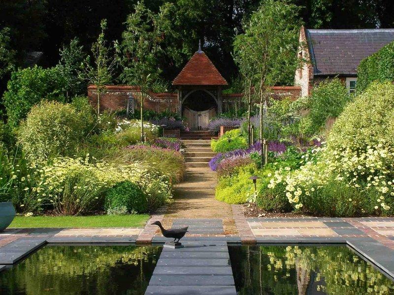термобелье вполне ландшафтный дизайн деревенского двора белье