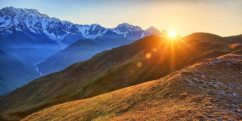за 7 горами грузия все