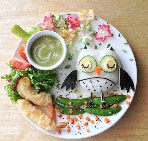 Как оформить детский стол: оформление детских блюд на каждый день и украшение детских блюд