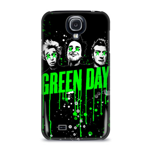 Чехол 3D для Samsung Galaxy S4 Green Day