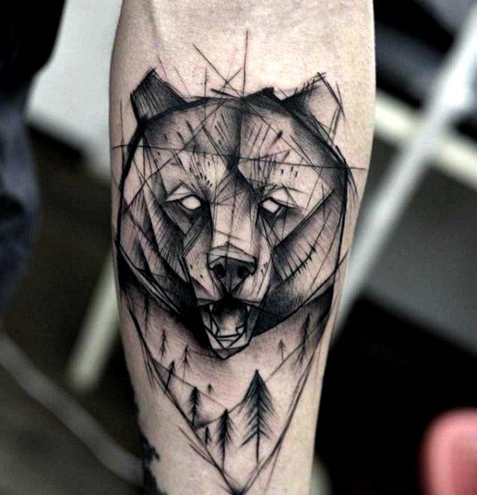 такое термобелье эскиз татуировки медведя перед лесом функциям термобелье можно