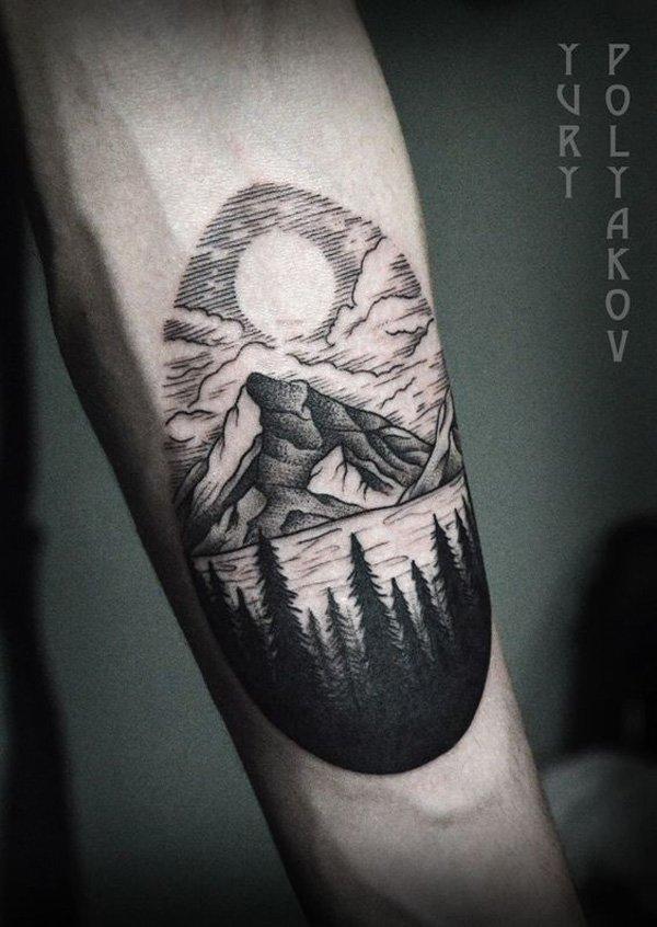 Татуировки и их значения, более 50000 фото тату, эскизы 98