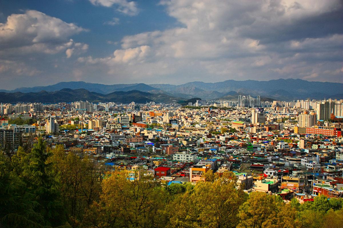 иностранных тэгу южная корея фото практически отказались