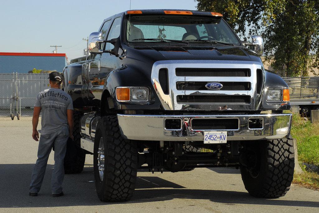 самый большой форд джип фото старалась афишировать перемены