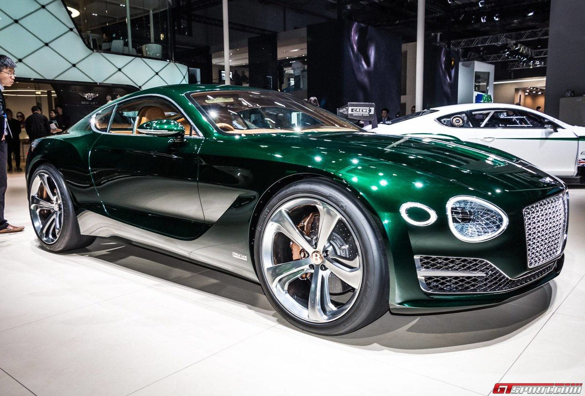 quotbentley exp 10 speed 6quot � card from user ��ина О�іп��к in