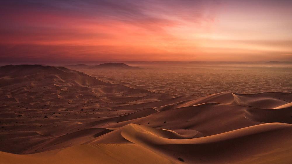 Картинки пустыня в высоком качестве, рисование