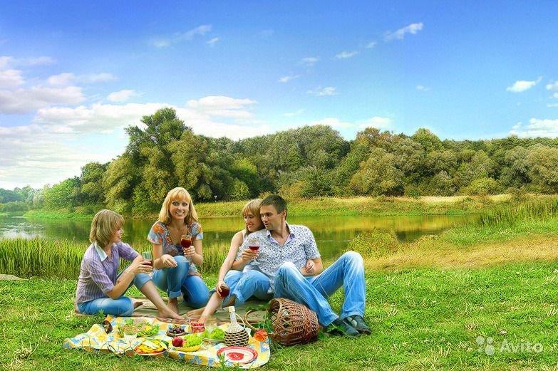 Летний пикник