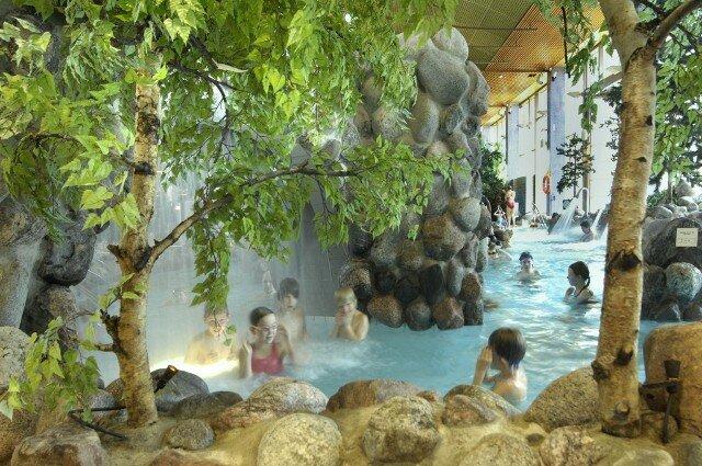Holiday Club Saima Холидей Клаб Сайма – это спа-отель на 221 номер с невиданными ранее возможностями Спа-процедур, ледовой ареной и ресторанами