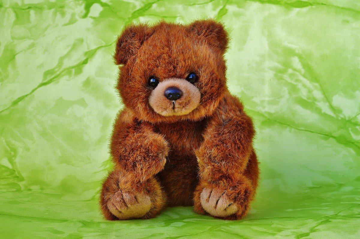 Открытка, веселый медвежонок картинки