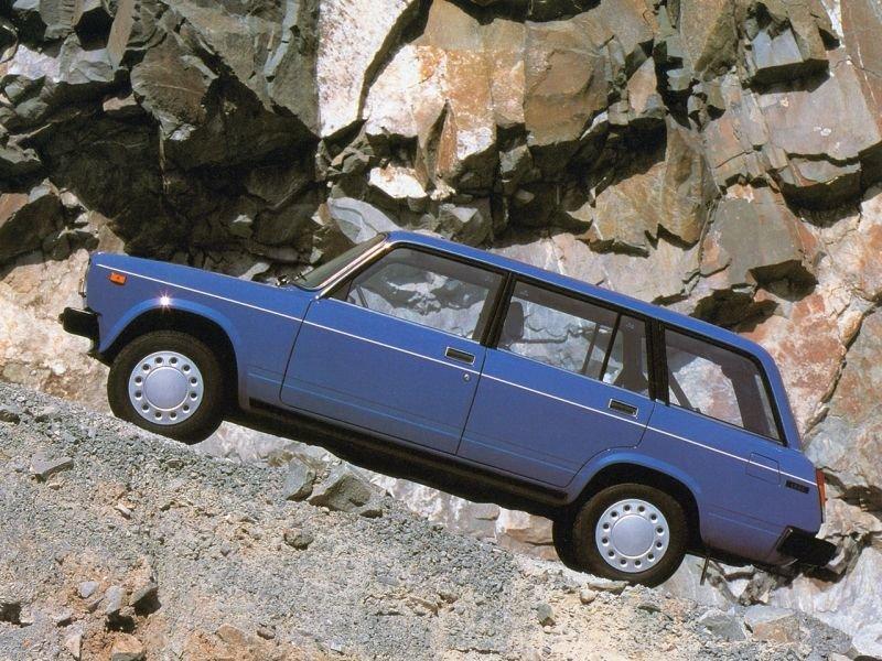 ВАЗ (Lada) 2104 универсал