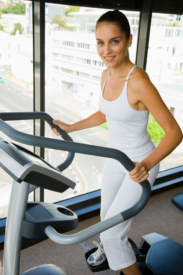como utilizar una eliptica para bajar de peso