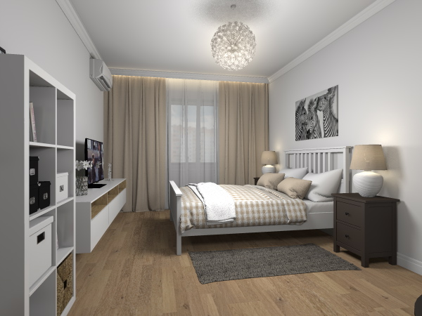 интерьер спальни мебель Ikea карточка пользователя Vsnv2017 в