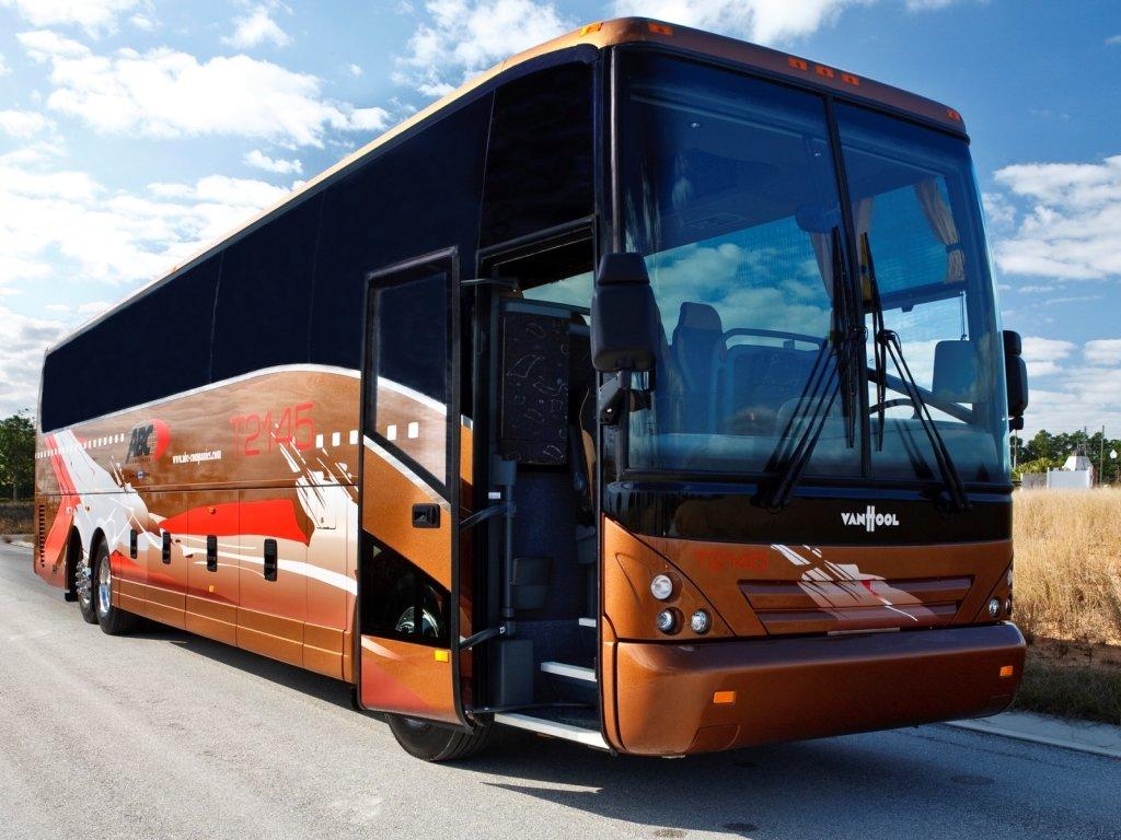 Картинки спортивных автобусов