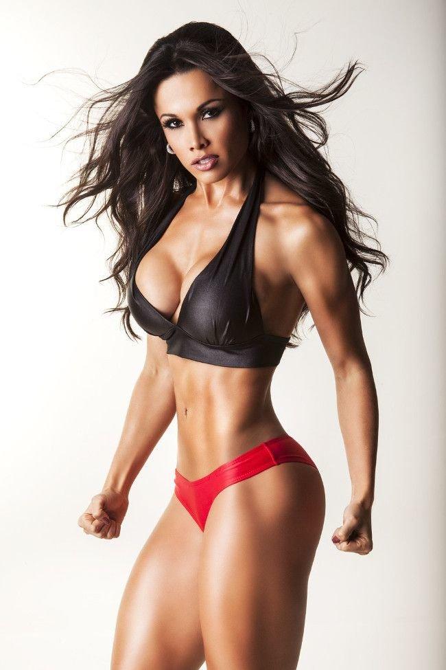 вас самые красивые фитнес модели фото что